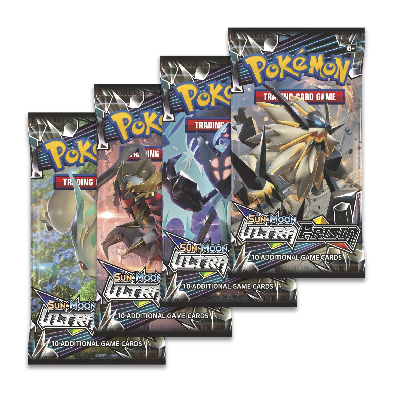 Pokemon TCG Sun /& Moon Ultra Prism Booster PackNew /& Sealed