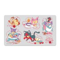 Pokémon TCG: Litten's Playhouse Playmat