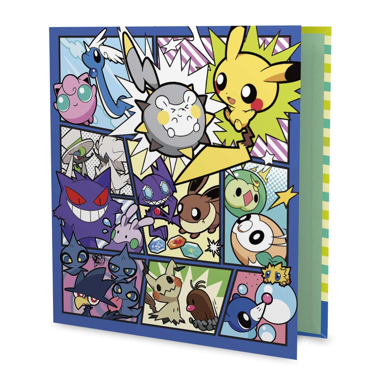 Pokémon Pop D-Ring Binder - 1 In.