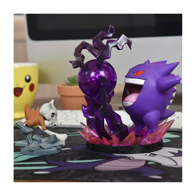 Gengar-Shadow Ball Pokémon Gallery Figure DX 2018 New