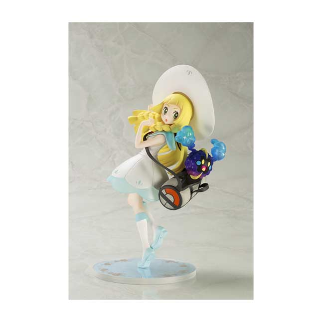 Image for EXCLUSIVE Kotobukiya: Lillie and Cosmog Figure (Preorder Ends August 30) from Pokemon Center