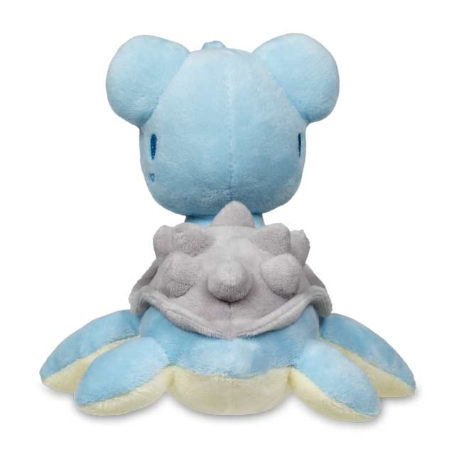 Image for Ditto As Lapras Plush - 6 1/4 In. from Pokemon Center