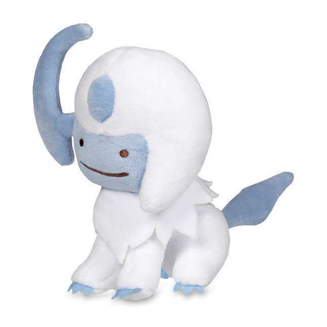 Image for Ditto As Absol Plush - 7 In. from Pokemon Center