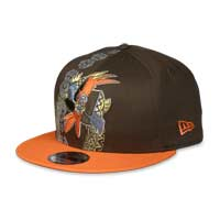 Tapu Koko 9FIFTY Baseball Cap by New Era (One Size-Adult)