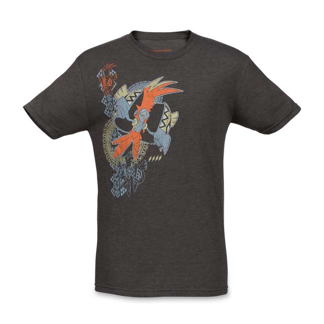 Image for Tapu Koko Fitted Crew Neck T-Shirt - Adult from Pokemon Center