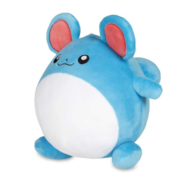 Image for Marill Poké Plush - 9 In. from Pokemon Center