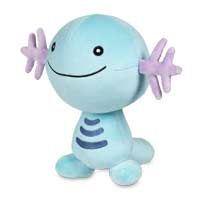 Image for Wooper Poké Plush - 8 1/2 In. from Pokemon Center