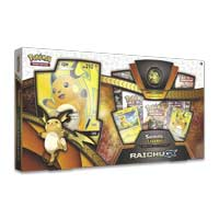 Pokémon TCG: Shining Legends Special Collection-Raichu-GX