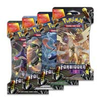 Pokémon TCG: Sun & Moon-Forbidden Light Sleeved Booster Pack (10 Cards)