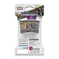 Image for Pokémon TCG: Sun & Moon-Forbidden Light Sleeved Booster Pack (10 Cards) from Pokémon Center