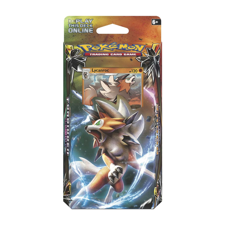 Pokémon TCG: Sun & Moon-Forbidden Light Twilight Rogue Theme Deck