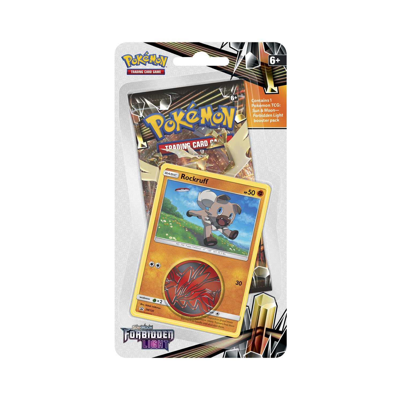 Pokémon TCG: Sun & Moon—Forbidden Light Booster Pack, Coin