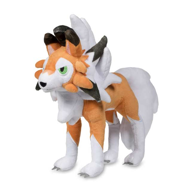 Image for Lycanroc (Dusk Form) Poké Plush - 12 1/2 In. from Pokemon Center