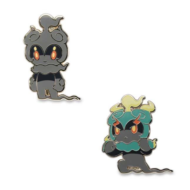 Image for Marshadow Pokémon Pins (2-Pack) from Pokemon Center