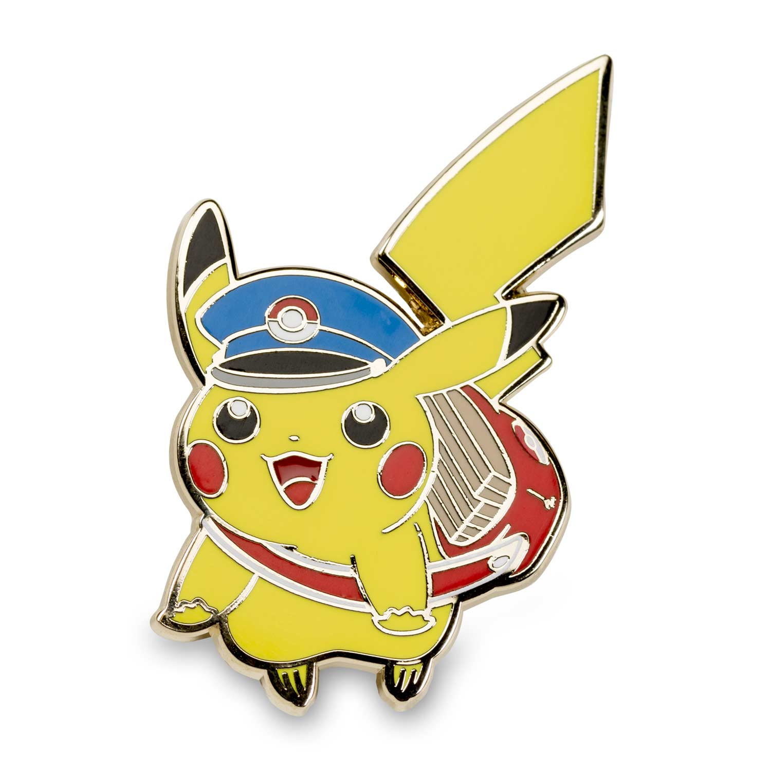 Pikachu graduation. Special delivery pin
