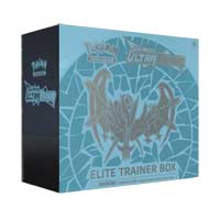 Pokémon TCG: Sun & Moon-Ultra Prism Elite Trainer Box Featuring Dawn Wings Necrozma
