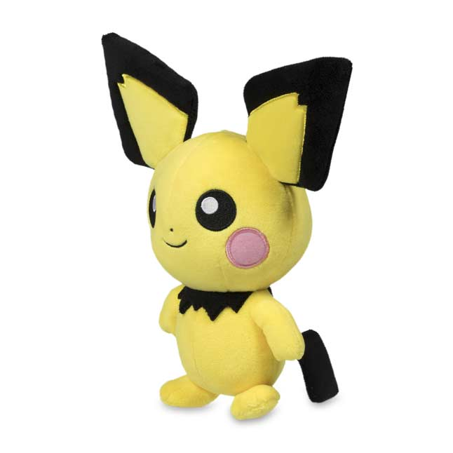 Image for Pichu Poké Plush - 8 1/4 In. from Pokemon Center