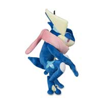 Image for Greninja Poké Plush - 12 In. from Pokemon Center