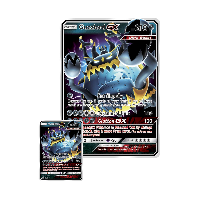 Pokémon Tcg Guzzlord Gx Box