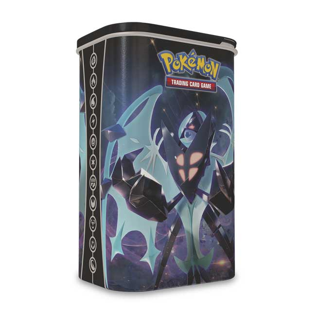 Image for Pokémon TCG: Dawn Wings Necrozma Deck Shield with 2 Booster Packs from Pokemon Center