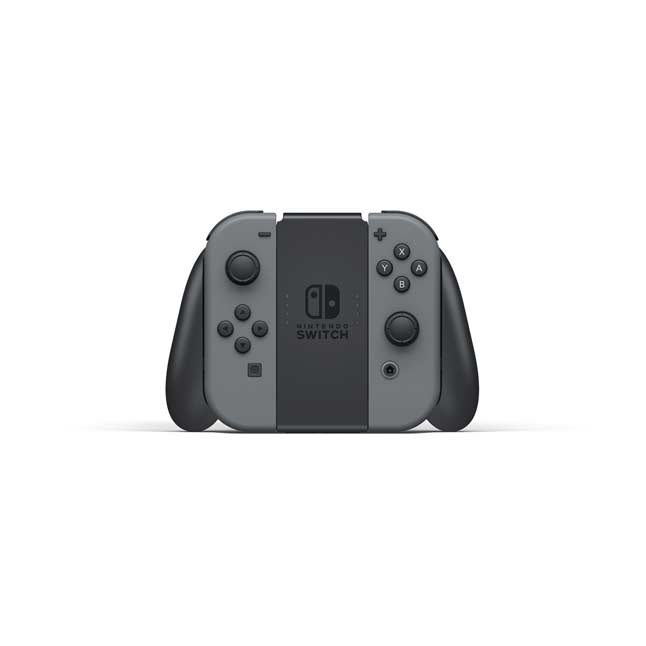 Image for Nintendo Switch Game System with Gray Joy-Cons from Pokémon Center