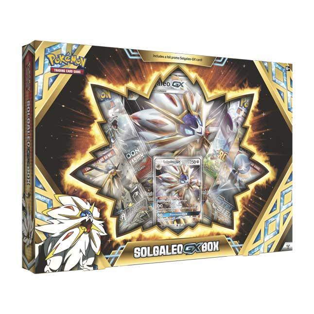 Solgaleo GX SM104a PROMO  Pokemon Card TCG Online