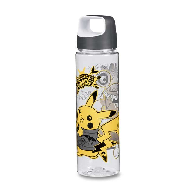 Image for Electric Rock 27 oz. Water Bottle from Pokemon Center