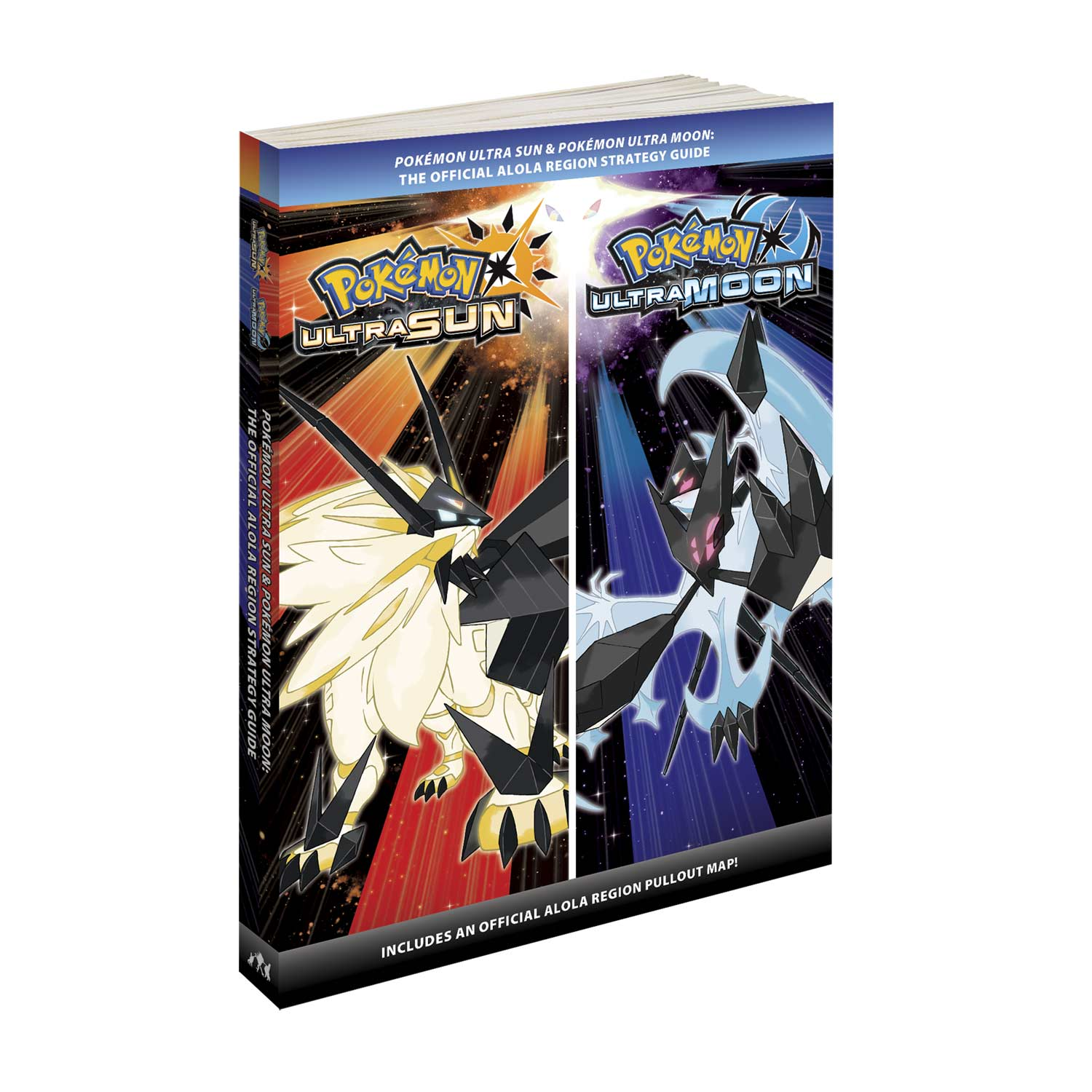 Image for Pokémon Ultra Sun   Pokémon Ultra Moon  The Official Alola Region  Strategy Guide 66a19204e2
