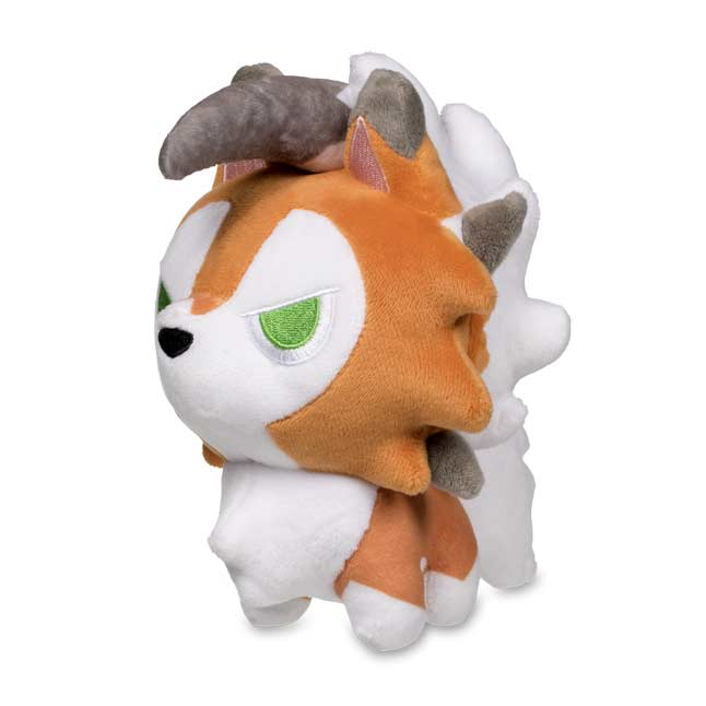 Image for Lycanroc (Dusk Form) Pokémon Dolls Plush - 6 1/2 In. from Pokemon Center