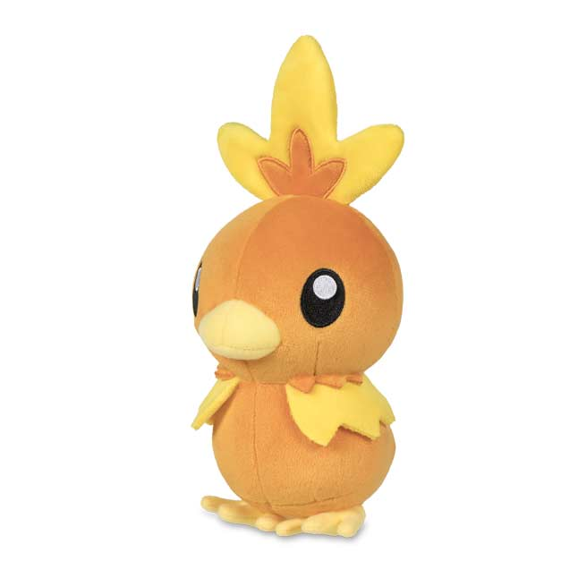 Image for Torchic Poké Plush - 8 In. from Pokemon Center