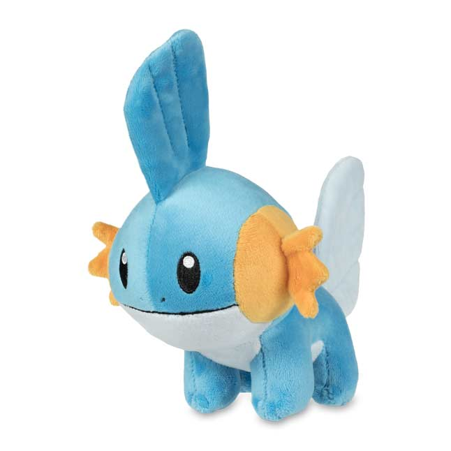 Image for Mudkip Poké Plush - 7 3/4 In. from Pokemon Center