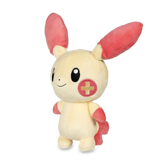 Image for Plusle Poké Plush - 9 1/4 In. from Pokemon Center