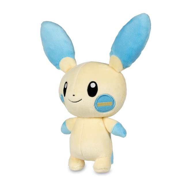 Image for Minun Poké Plush - 9 1/4 In. from Pokemon Center