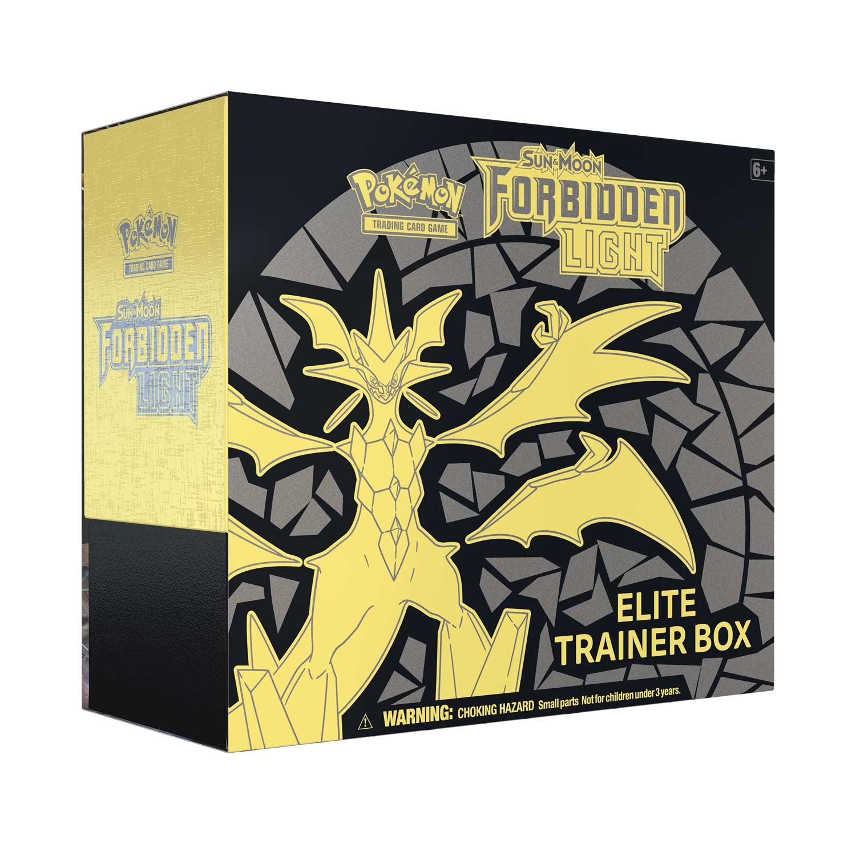 Pok 233 Mon Tcg Sun Amp Moon Forbidden Light Elite Trainer Box