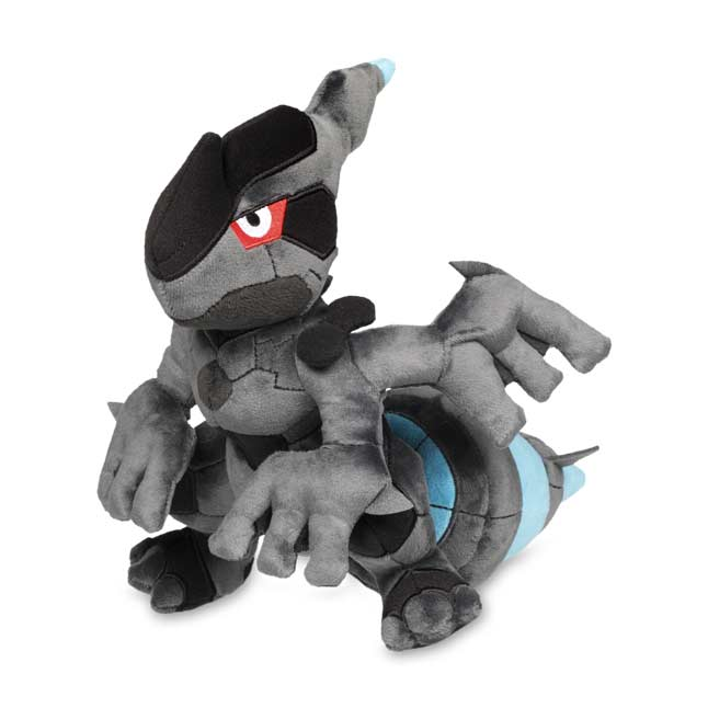 Image for Boss Costume Collection: Zekrom Plush - 10 1/2 In. from Pokémon Center