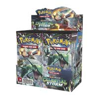 Pokémon TCG: Sun & Moon-Celestial Storm Booster Display Box (36 Booster Packs) (Preorder Until July 30)