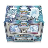 Image for Pokémon TCG: Sun & Moon Trainer Kit-Alolan Sandslash & Alolan Ninetales from Pokemon Center