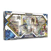 Pokémon TCG: Legends of Johto GX Premium Collection