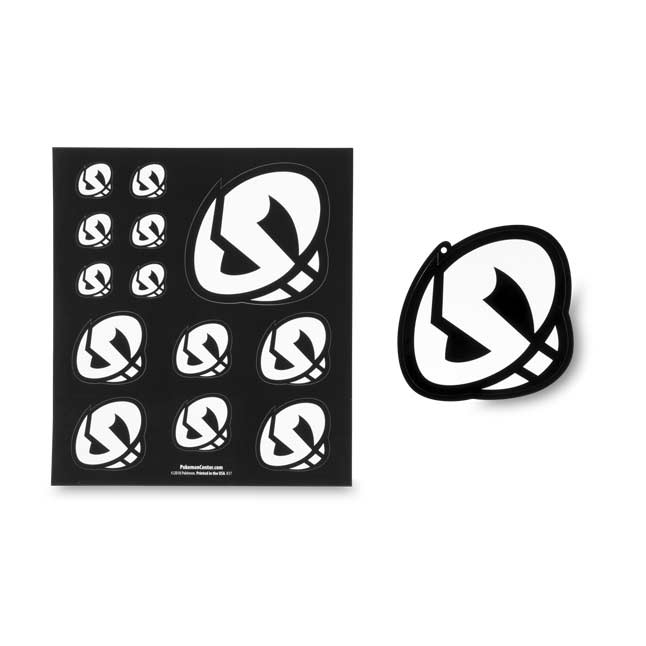 Image for Team Skull Accessory Kit with Beanie, Bandana, Necklace & Wristbands from Pokemon Center