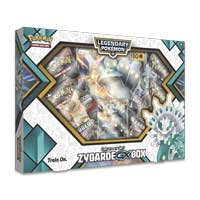 Pokémon TCG: Shiny Zygarde-GX Box