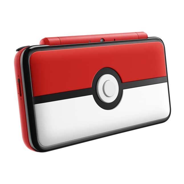 Image for New Nintendo 2DS XL-Poké Ball Edition from Pokemon Center