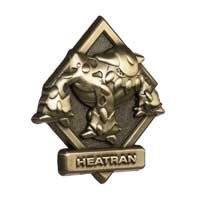 Image for Heatran & Regigigas Legendary Pokémon Pins (2-Pack) from Pokemon Center