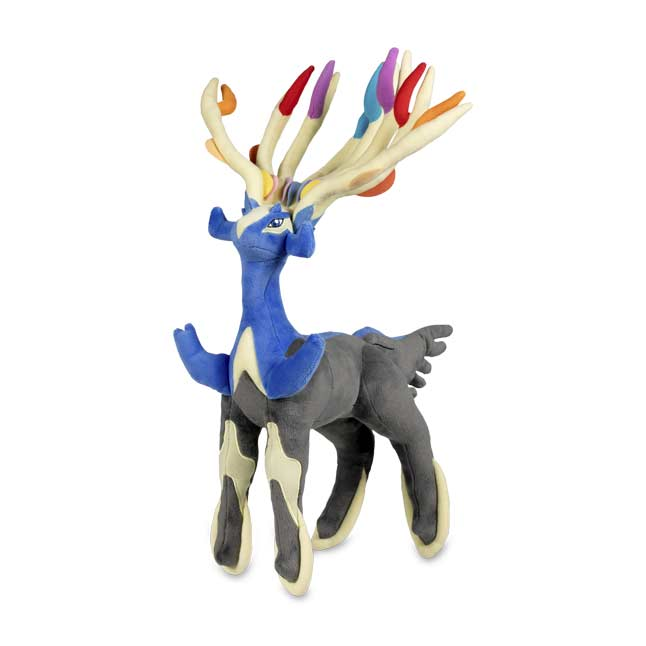 Image for Xerneas Poké Plush - 20 1/2 In. from Pokemon Center