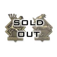 Xerneas & Yveltal Legendary Pokémon Pins (2-Pack) Image