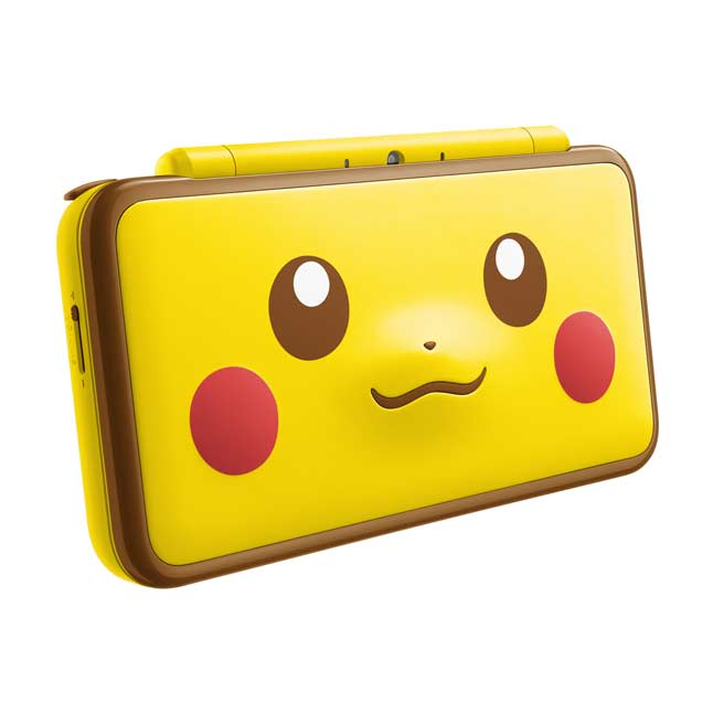 Image for New Nintendo 2DS XL-Pikachu Edition from Pokemon Center
