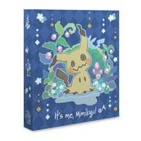 Image for Mimikyu Day by Day D-Ring Binder - 1 In. from Pokémon Center