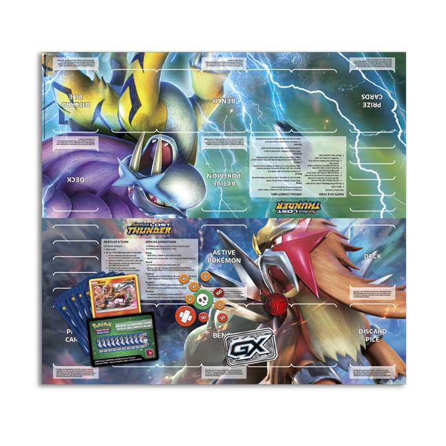 NEW /& SEALED Entei Pokemon Lost Thunder BLAZING VOLCANO THEME DECK