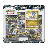 Image for Pokémon TCG: Sun & Moon-Lost Thunder 3 Booster Packs, Coin & Altaria Promo Card from Pokemon Center