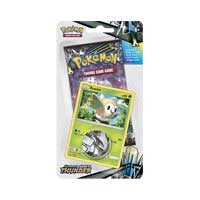 Image for Pokémon TCG: Sun & Moon-Lost Thunder Booster Pack, Coin & Rowlet Promo Card from Pokémon Center