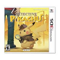 Detective Pikachu Video Game
